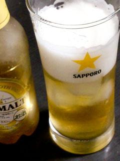 ペットボトルビール
