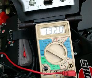SHORAIバッテリーで一ヶ月放置(SHORAIバッテリー【その4】)