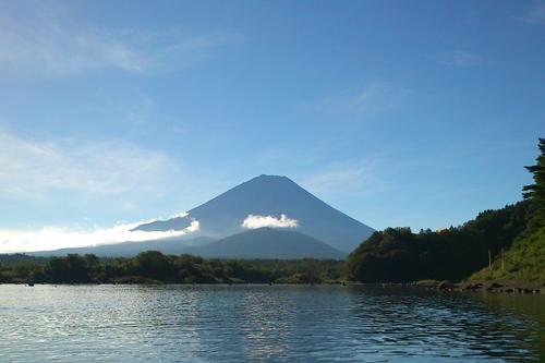 たまにはキャンプツーの話でも(こんにちワ富士山)
