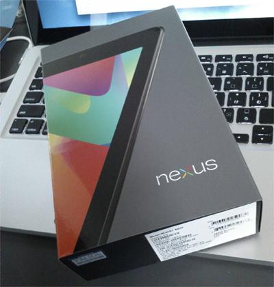 Nexus7をJCBカードで買う方法が・・・