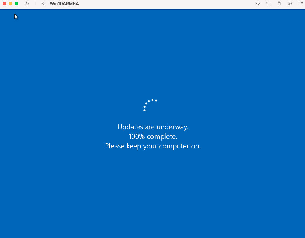 UTM Windows10(Insider Preview) 日本語化 – M1 Mac